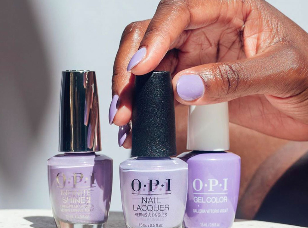 The Kinds of Nail Polish OPI You Can't Miss